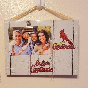 New St. Louis Cardinals hanging Wood Clubhouse cli
